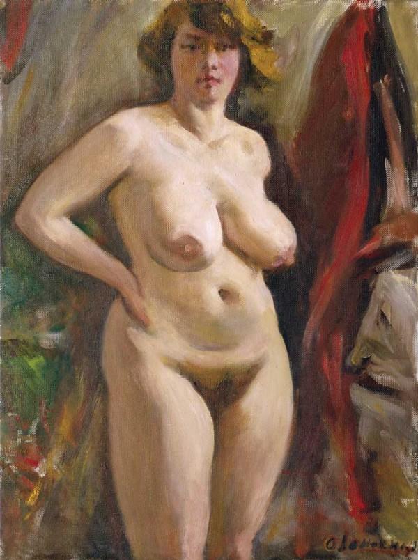 Bay area fine art nude photographer
