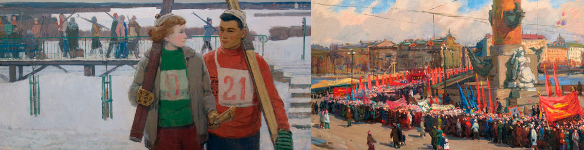 Socialist realism images