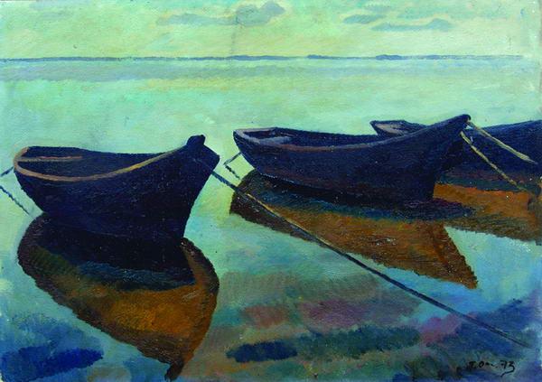 оссовский рыбаки